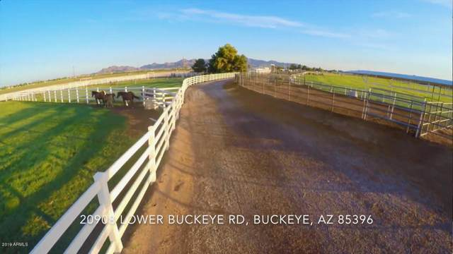 20908 W Lower Buckeye Road, Buckeye, AZ 85326 (MLS #6128024) :: Conway Real Estate