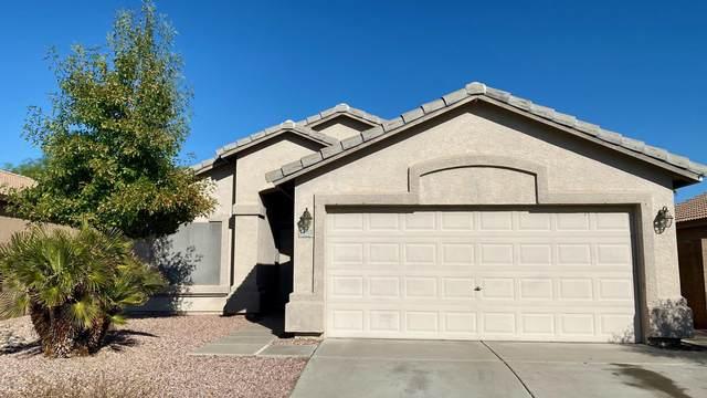 14719 N 132ND Court, Surprise, AZ 85379 (MLS #6128033) :: Conway Real Estate