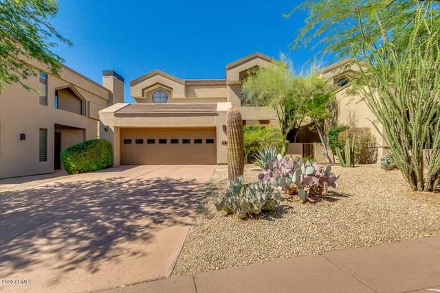 25150 N Windy Walk Drive #19, Scottsdale, AZ 85255 (MLS #6128037) :: Lucido Agency