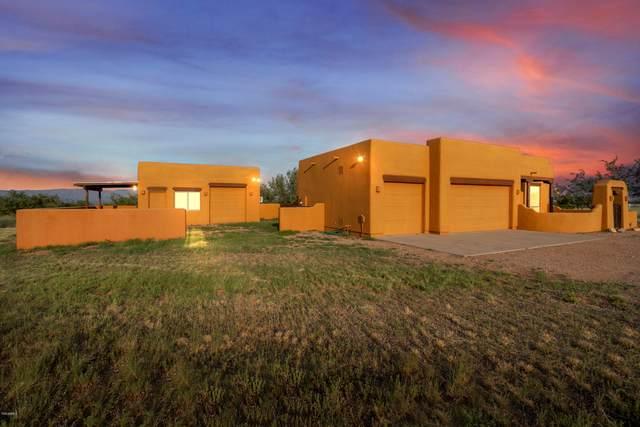 8691 S Desert Sumac Drive, Hereford, AZ 85615 (MLS #6128050) :: Devor Real Estate Associates