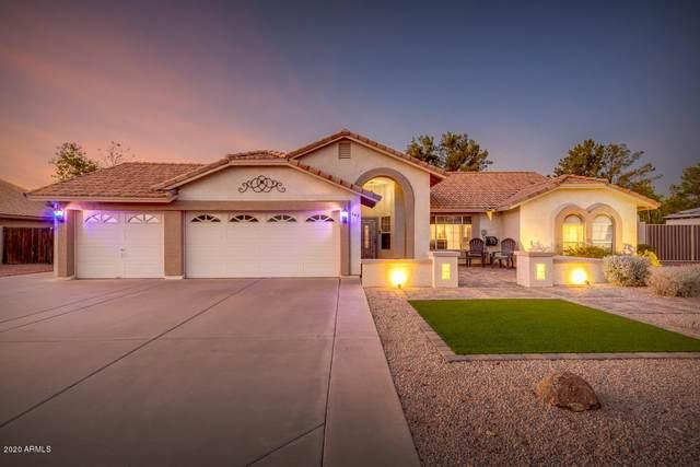 542 E Sage Brush Street, Gilbert, AZ 85296 (MLS #6128069) :: The Property Partners at eXp Realty