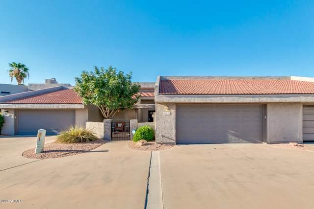 876 W El Monte Place #5, Chandler, AZ 85225 (MLS #6128083) :: The Daniel Montez Real Estate Group