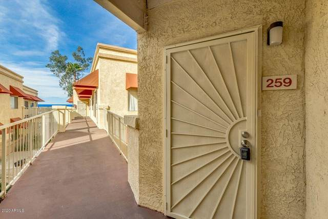 12221 W Bell Road #259, Surprise, AZ 85378 (MLS #6128191) :: Conway Real Estate