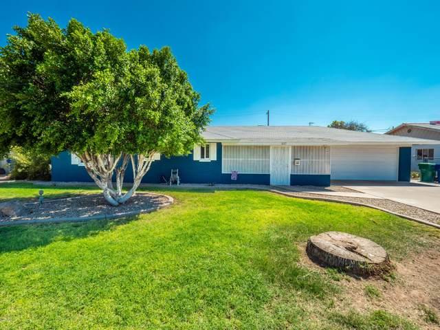 537 W 3RD Place, Mesa, AZ 85201 (MLS #6128192) :: Conway Real Estate