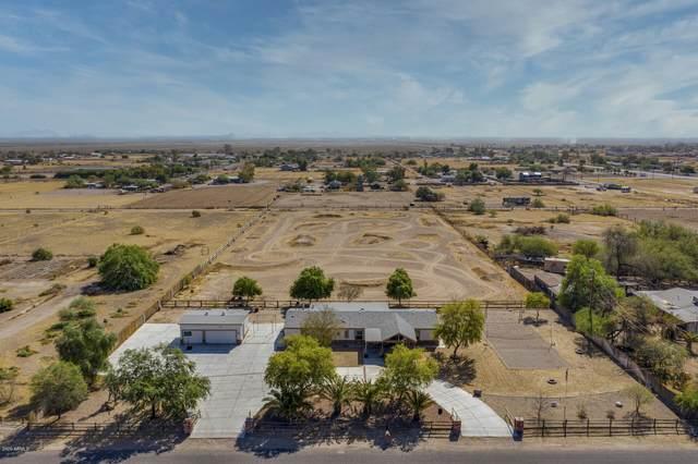 11911 N Lavern Lane, Maricopa, AZ 85139 (MLS #6128222) :: REMAX Professionals