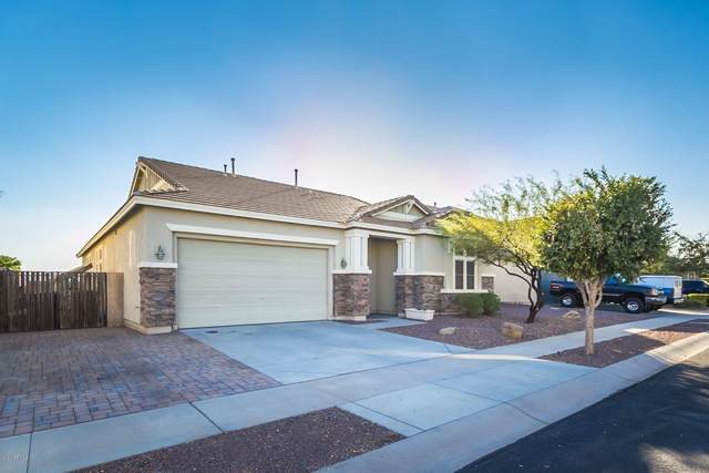 25726 N Desert Mesa Drive, Surprise, AZ 85387 (MLS #6128269) :: Midland Real Estate Alliance