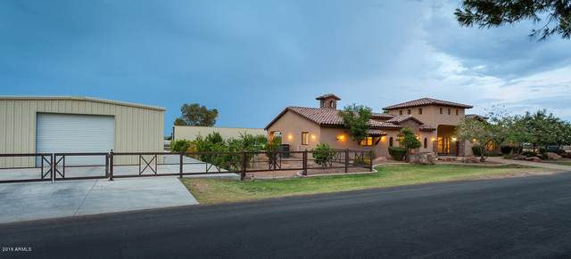 11102 E Victoria Street, Chandler, AZ 85248 (MLS #6128285) :: Devor Real Estate Associates