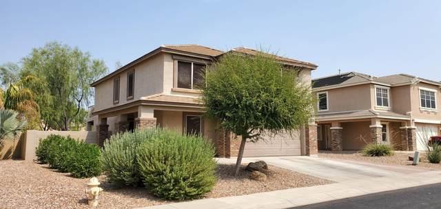 17234 W Post Drive, Surprise, AZ 85388 (MLS #6128310) :: Conway Real Estate