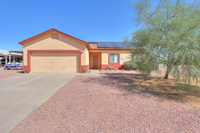 9530 W Swansea Drive, Arizona City, AZ 85123 (MLS #6128384) :: Homehelper Consultants