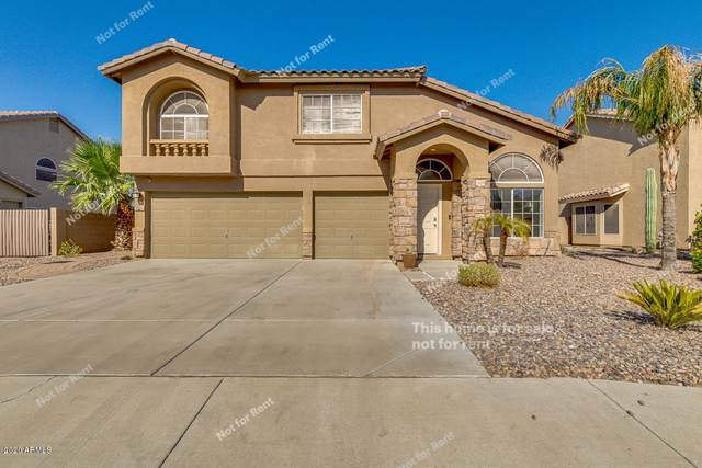 534 E Poncho Lane, San Tan Valley, AZ 85143 (MLS #6128472) :: The Everest Team at eXp Realty