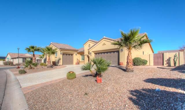 5173 N Scottsdale Road, Eloy, AZ 85131 (MLS #6128483) :: Lucido Agency