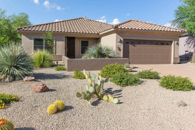 9240 E Broken Arrow Drive, Scottsdale, AZ 85262 (MLS #6128509) :: Nate Martinez Team