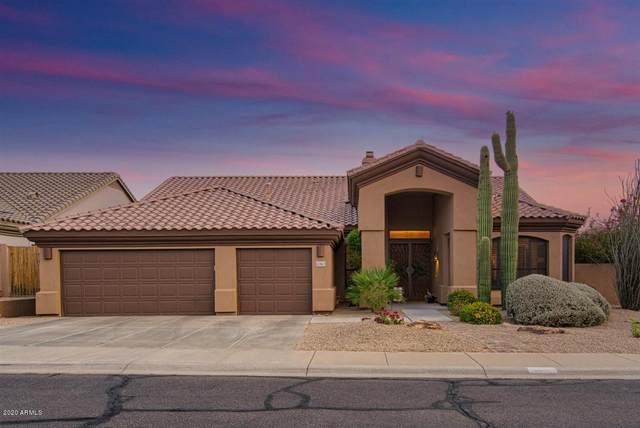 12363 E Poinsettia Drive, Scottsdale, AZ 85259 (MLS #6128515) :: Conway Real Estate