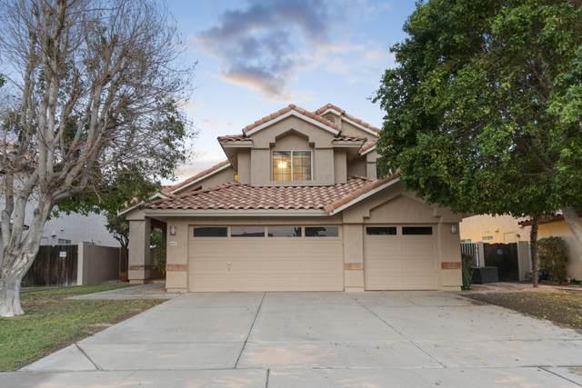 16447 S 34TH Way, Phoenix, AZ 85048 (MLS #6128611) :: Lucido Agency