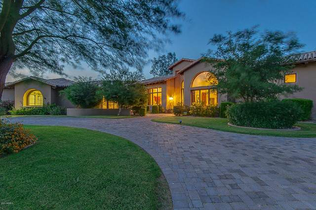 5340 E Via Los Caballos, Paradise Valley, AZ 85253 (MLS #6128669) :: Dijkstra & Co.