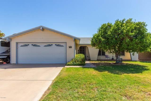 303 W Marlboro Drive, Chandler, AZ 85225 (MLS #6128706) :: The Daniel Montez Real Estate Group