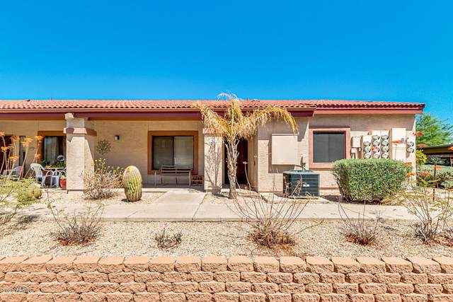 1440 N Idaho Road #1031, Apache Junction, AZ 85119 (MLS #6128741) :: Conway Real Estate