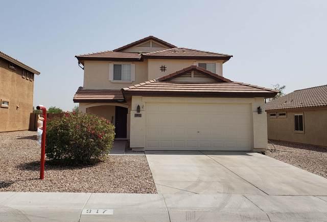 917 S 224TH Lane, Buckeye, AZ 85326 (MLS #6128765) :: Balboa Realty