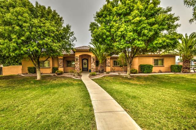 20954 E Excelsior Avenue, Queen Creek, AZ 85142 (MLS #6128811) :: Klaus Team Real Estate Solutions