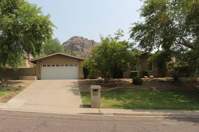 7517 N 22ND Street, Phoenix, AZ 85020 (MLS #6128818) :: The Carin Nguyen Team