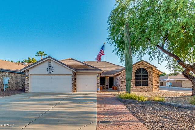 4143 W Alameda Road, Glendale, AZ 85310 (MLS #6128822) :: Homehelper Consultants