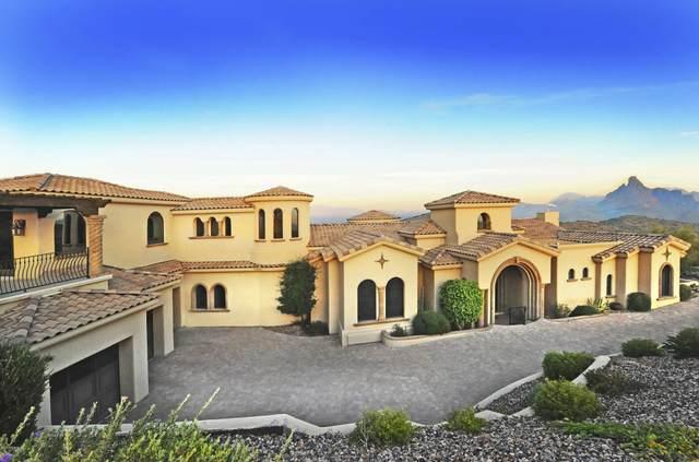 9127 N Vista Verde Court, Fountain Hills, AZ 85268 (MLS #6128872) :: The Dobbins Team