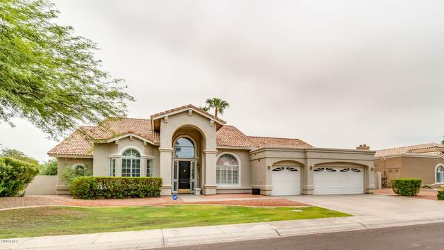 8699 E Windrose Drive, Scottsdale, AZ 85260 (MLS #6128884) :: Riddle Realty Group - Keller Williams Arizona Realty