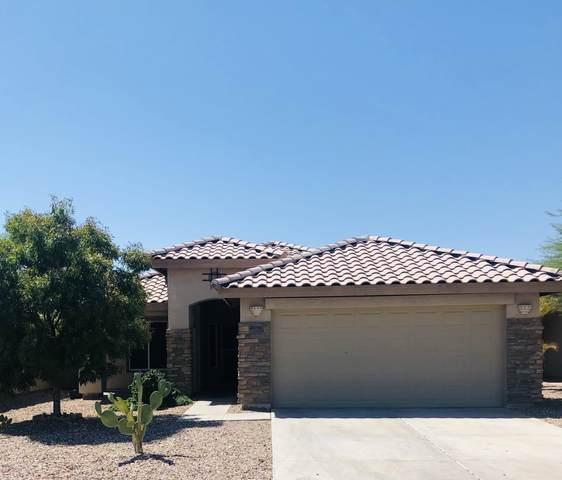 23195 W Antelope Trail, Buckeye, AZ 85326 (MLS #6128885) :: Conway Real Estate