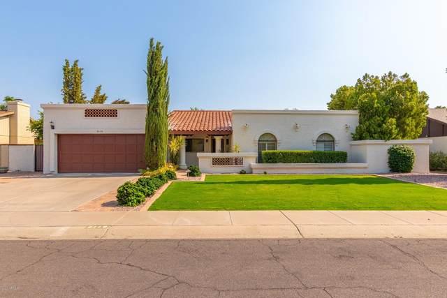 8119 E Morgan Trail, Scottsdale, AZ 85258 (MLS #6128952) :: Lucido Agency