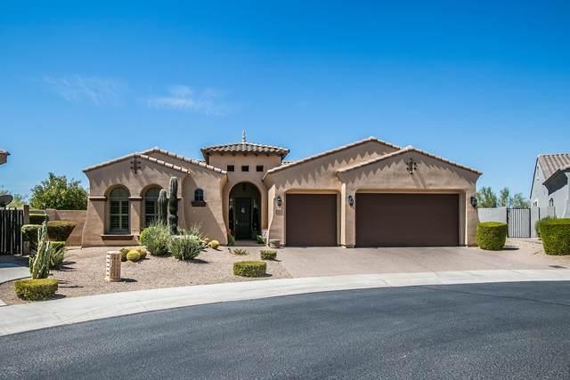 1815 W Burnside Trail, Phoenix, AZ 85085 (MLS #6128971) :: The Laughton Team