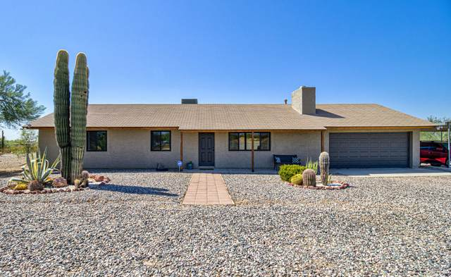 28812 N 168TH Avenue, Surprise, AZ 85387 (MLS #6128995) :: Howe Realty