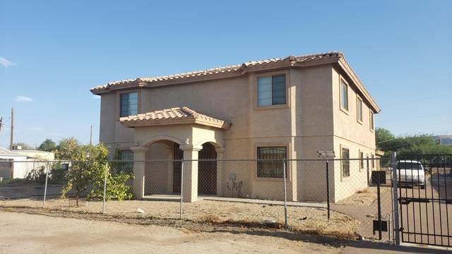 935 E Southern Avenue, Phoenix, AZ 85040 (MLS #6129004) :: Service First Realty