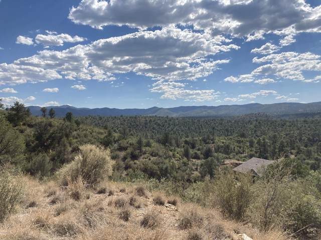 5295 E Fitzmaurice Drive, Prescott, AZ 86303 (MLS #6129063) :: The Results Group