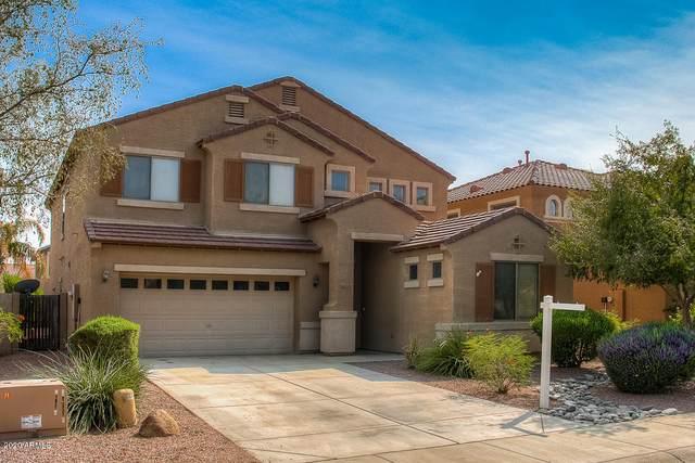 16117 W Hilton Avenue, Goodyear, AZ 85338 (MLS #6129072) :: Brett Tanner Home Selling Team