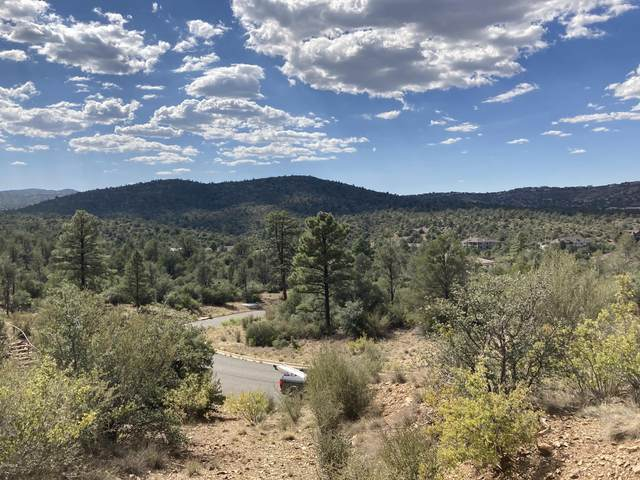 5275 E Fitzmaurice Drive, Prescott, AZ 86303 (MLS #6129073) :: The Results Group