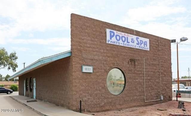 1033 S Country Club Drive, Mesa, AZ 85210 (MLS #6129169) :: Midland Real Estate Alliance