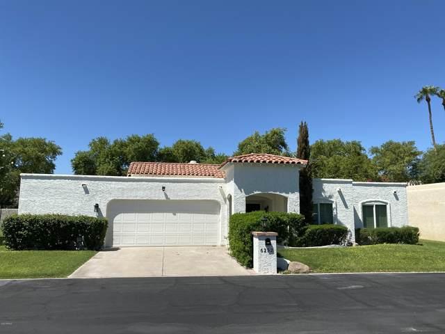 6252 N 73RD Street, Scottsdale, AZ 85250 (MLS #6129197) :: The Luna Team