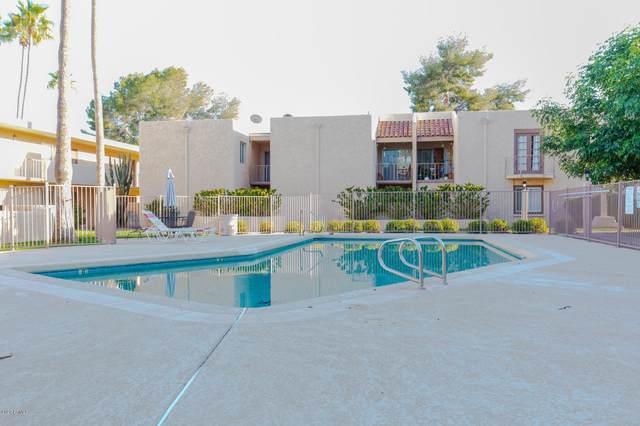 3314 N 68TH Street #108, Scottsdale, AZ 85251 (MLS #6129201) :: Balboa Realty