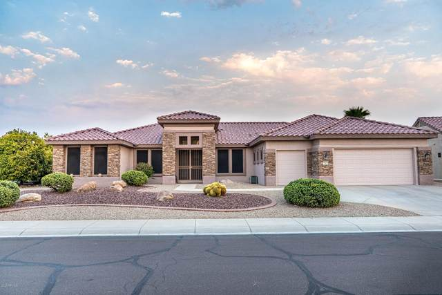 20421 N Palm Canyon Drive, Surprise, AZ 85374 (MLS #6129227) :: Brett Tanner Home Selling Team