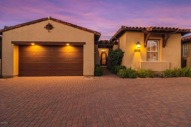 8910 E Mountain Spring Road, Scottsdale, AZ 85255 (MLS #6129275) :: Klaus Team Real Estate Solutions