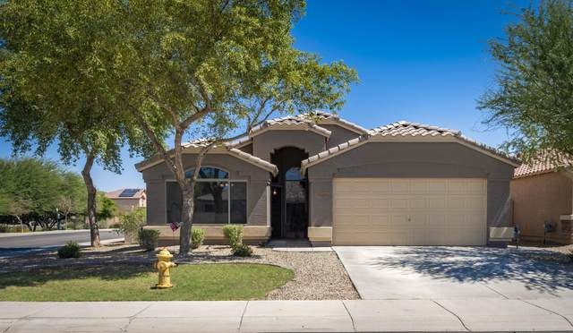 21155 N Ben Street, Maricopa, AZ 85138 (MLS #6129289) :: Conway Real Estate