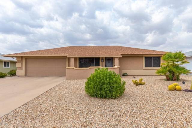 19014 N 133RD Avenue, Sun City West, AZ 85375 (MLS #6129313) :: Lucido Agency