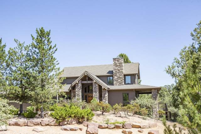 1001 N Indian Paintbrush Circle, Payson, AZ 85541 (MLS #6129331) :: The Results Group