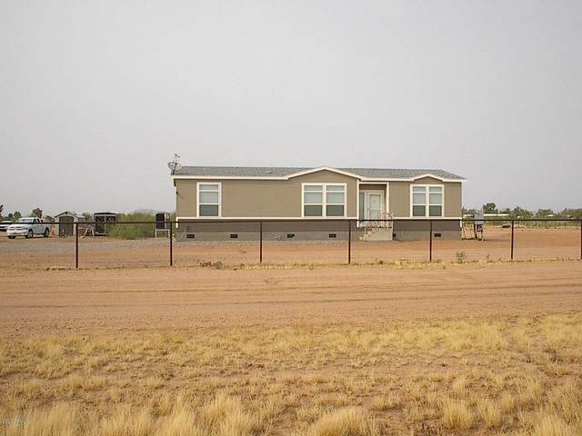 50814 W Long Rifle Road, Aguila, AZ 85320 (MLS #6129399) :: Klaus Team Real Estate Solutions