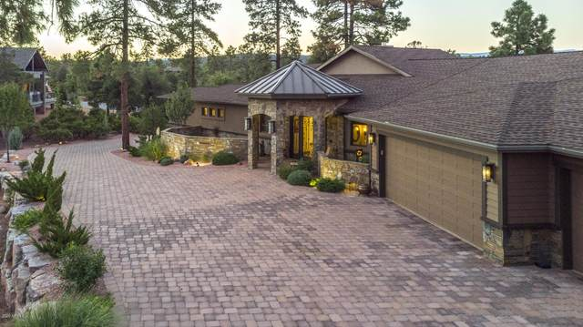 1811 E Cliff Rose Drive, Payson, AZ 85541 (MLS #6129423) :: Kepple Real Estate Group