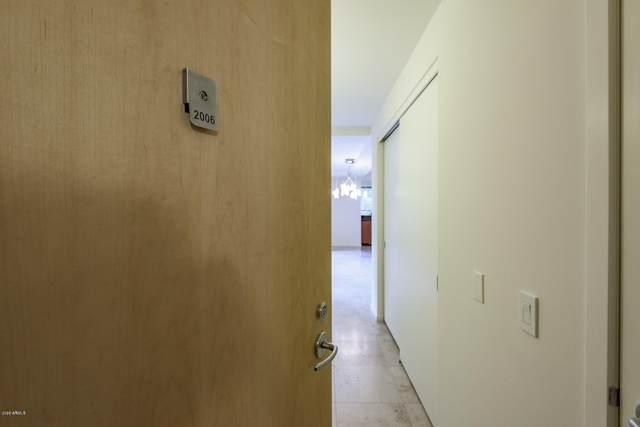 7167 E Rancho Vista Drive #2006, Scottsdale, AZ 85251 (MLS #6129500) :: The Daniel Montez Real Estate Group