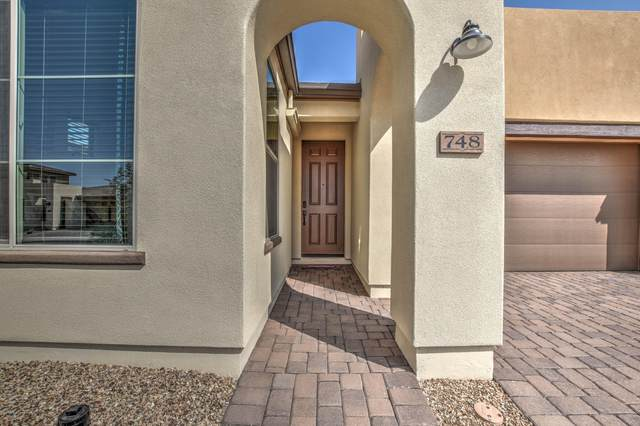 748 E Myrtle Pass, San Tan Valley, AZ 85140 (MLS #6129615) :: Brett Tanner Home Selling Team