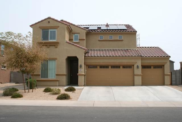 2917 S 121st Lane, Tolleson, AZ 85353 (MLS #6129663) :: Brett Tanner Home Selling Team