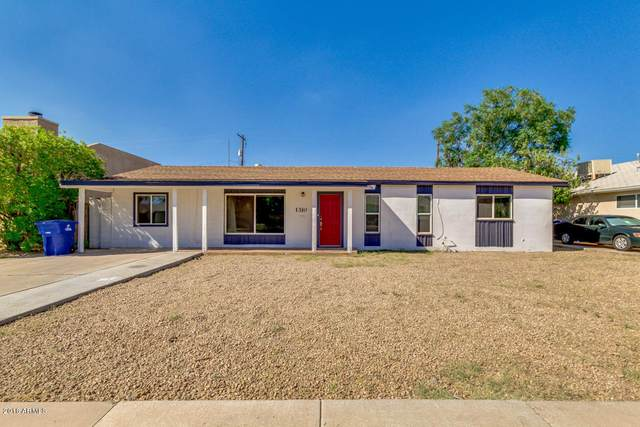 1310 E Orange Street, Tempe, AZ 85281 (MLS #6129664) :: Brett Tanner Home Selling Team