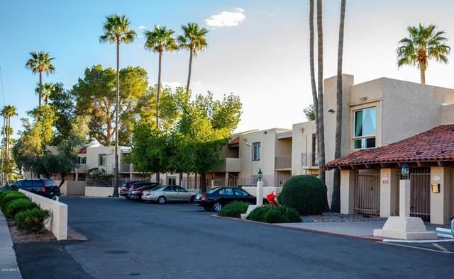 3314 N 68TH Street #135, Scottsdale, AZ 85251 (MLS #6129690) :: Balboa Realty
